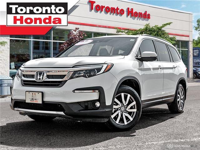 2019 Honda Pilot w/Navigation (Stk: H40538A) in Toronto - Image 1 of 27