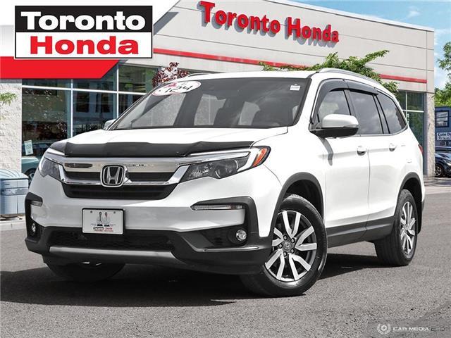 2019 Honda Pilot w/Navigation (Stk: H40542A) in Toronto - Image 1 of 27