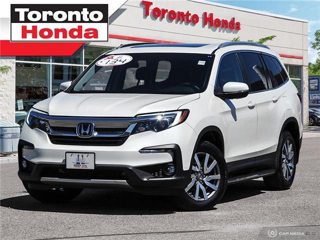 2019 Honda Pilot w/Navigation (Stk: H40543A) in Toronto - Image 1 of 27