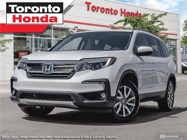 2021 Honda Pilot EX (Stk: 2100002) in Toronto - Image 1 of 20