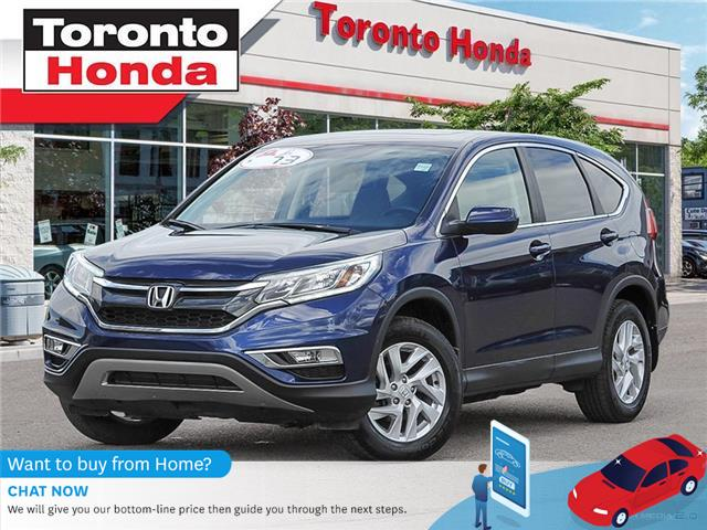 2016 Honda CR-V EX AWD (Stk: H40482A) in Toronto - Image 1 of 27
