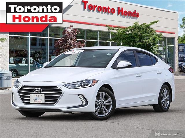 2017 Hyundai Elantra GL (Stk: H40604T) in Toronto - Image 1 of 27