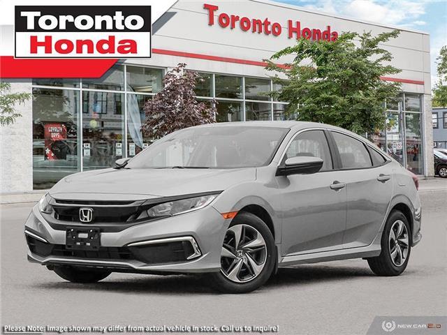 2020 Honda Civic LX (Stk: 2001111) in Toronto - Image 1 of 23