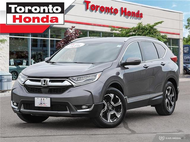 2018 Honda CR-V Touring Low Interest Rate!!! (Stk: H40666T) in Toronto - Image 1 of 27