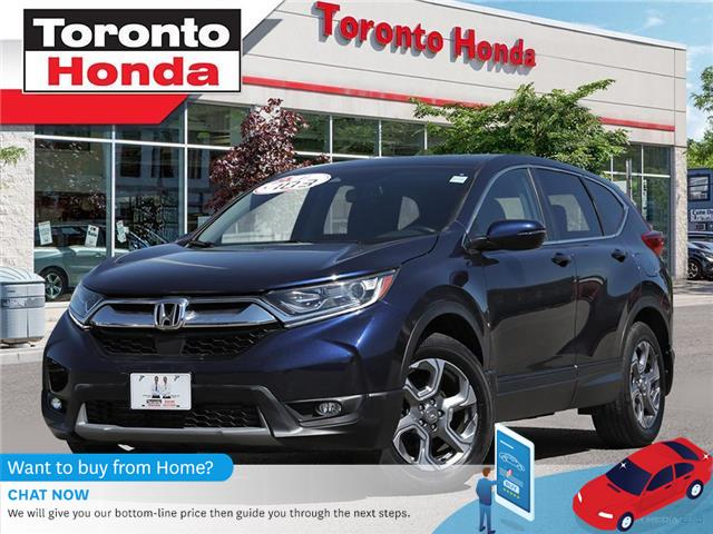 2018 Honda CR-V EX-L LOW INTEREST RATE!!! (Stk: H40673T) in Toronto - Image 1 of 27