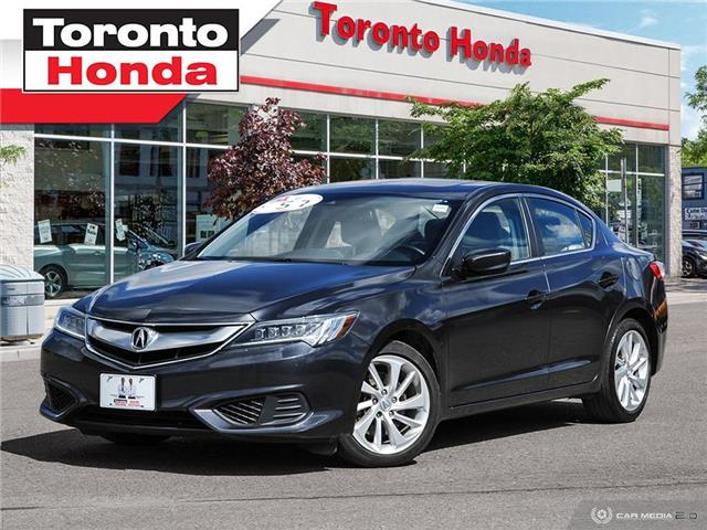 2016 Acura ILX ILX w/Premium Package (Stk: H40650A) in Toronto - Image 1 of 27