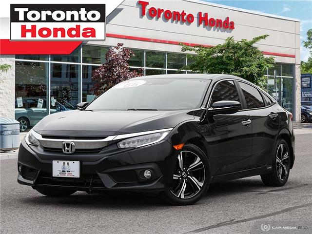 2017 Honda Civic Sedan Touring Low Interest Rate!!! (Stk: H40670A) in Toronto - Image 1 of 27