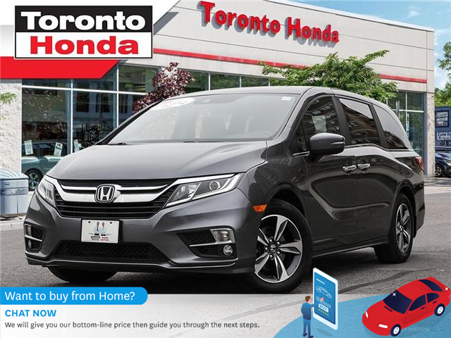 2019 Honda Odyssey EX-L Low Interest Rate!!! (Stk: H40712T) in Toronto - Image 1 of 27