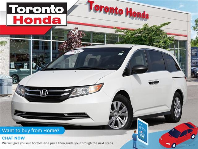 2015 Honda Odyssey SE (Stk: H40589A) in Toronto - Image 1 of 27