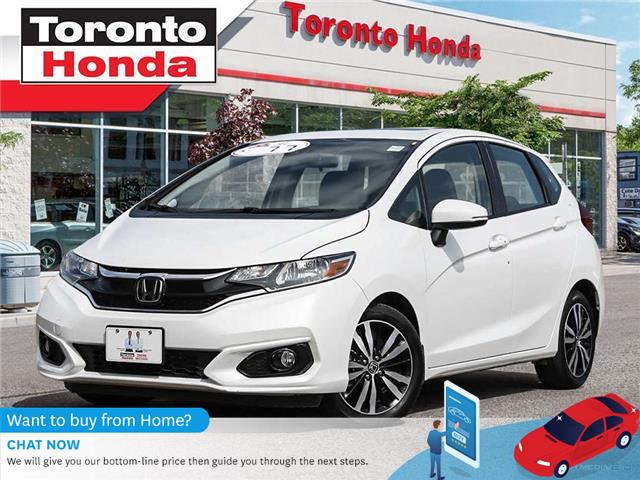 2019 Honda Fit EX-L w/Navigation (Stk: H40713T) in Toronto - Image 1 of 27