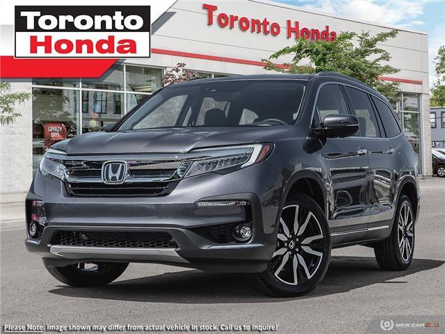 2021 Honda Pilot Touring 7P (Stk: 2100019) in Toronto - Image 1 of 21