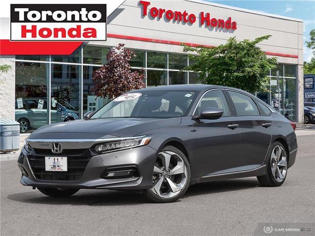 2018 Honda Accord Sedan Touring Low Interest Rate!!! (Stk: H40732T) in Toronto - Image 1 of 27