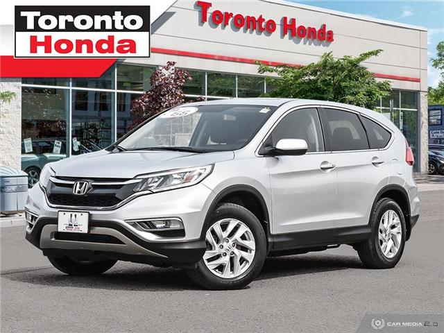 2016 Honda CR-V EX (Stk: H40729A) in Toronto - Image 1 of 27