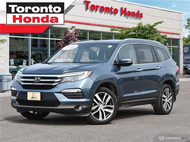 2017 Honda Pilot Touring Low Interest Rate!!! (Stk: H40730T) in Toronto - Image 1 of 27