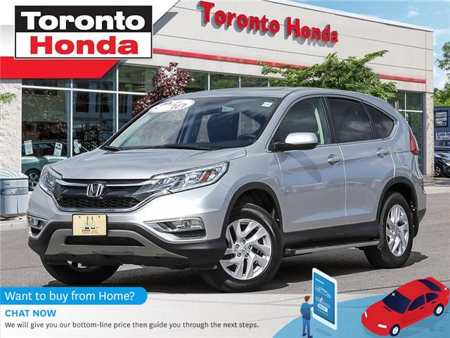 2016 Honda CR-V EX  Low KMS (Stk: H40721T) in Toronto - Image 1 of 27