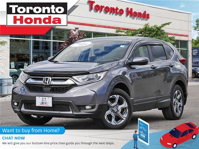 2018 Honda CR-V EX-L (Stk: H40684A) in Toronto - Image 1 of 28