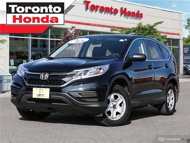 2016 Honda CR-V LX (Stk: H40739T) in Toronto - Image 1 of 27