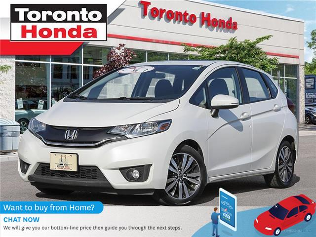 2016 Honda Fit EX-L w/Navigation (Stk: H40749T) in Toronto - Image 1 of 27