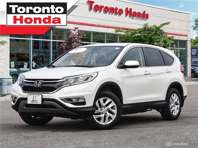 2016 Honda CR-V  (Stk: H40780P) in Toronto - Image 1 of 27