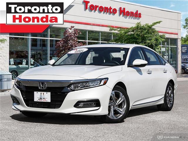 2018 Honda Accord Sedan EX-L Low Interest Rate!!! (Stk: H40788T) in Toronto - Image 1 of 27