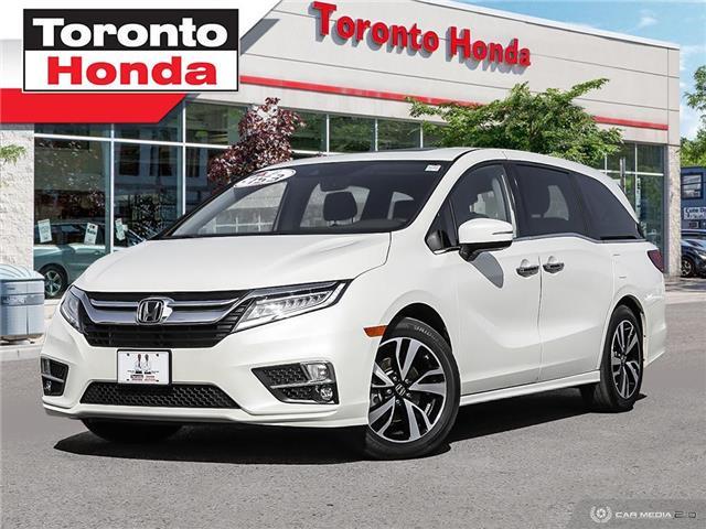 2019 Honda Odyssey Touring (Stk: H40757T) in Toronto - Image 1 of 27