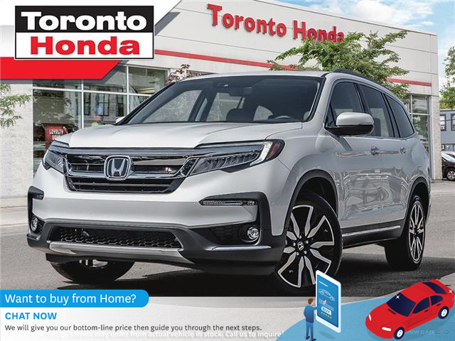 2021 Honda Pilot Touring 8P (Stk: 2100021) in Toronto - Image 1 of 23