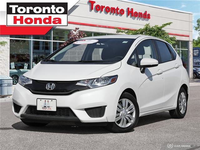 2015 Honda Fit LX (Stk: H40786P) in Toronto - Image 1 of 27