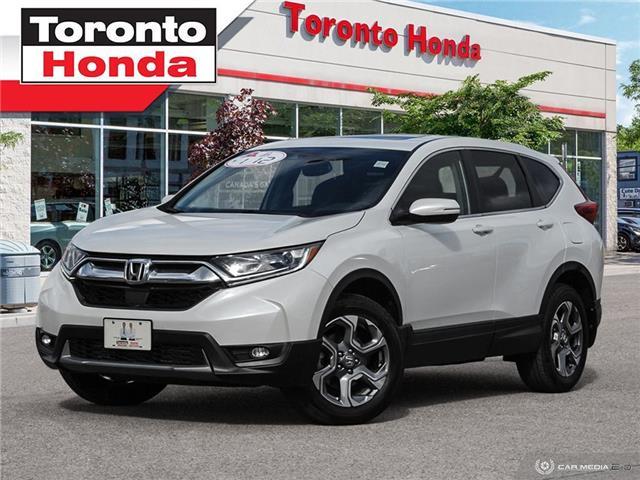 2019 Honda CR-V EX-L (Stk: H40807P) in Toronto - Image 1 of 28