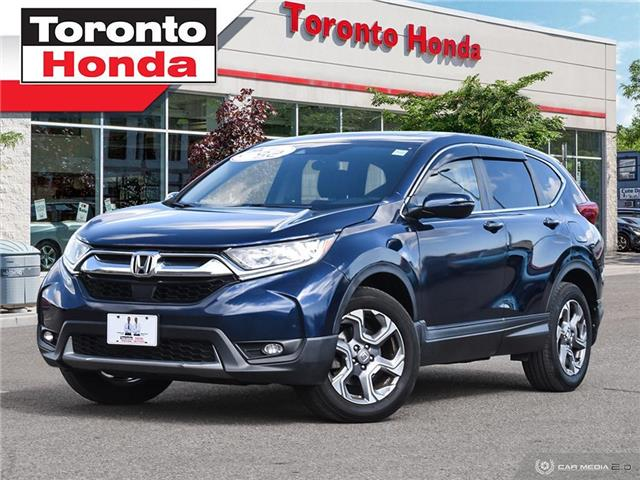 2018 Honda CR-V EX AWD Low Interest Rate!!! (Stk: H40808T) in Toronto - Image 1 of 27
