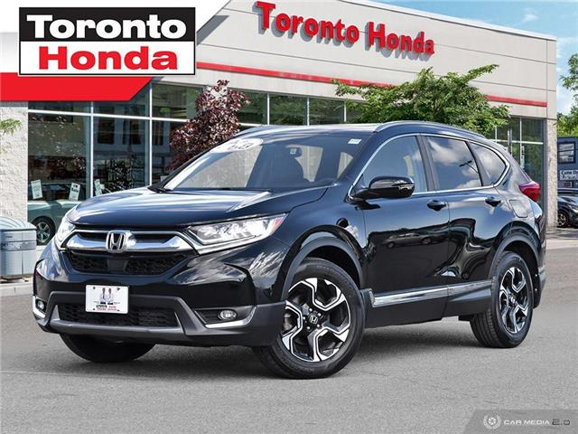 2019 Honda CR-V Touring (Stk: H40744A) in Toronto - Image 1 of 27