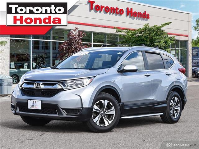 2018 Honda CR-V LX (Stk: H40817T) in Toronto - Image 1 of 27