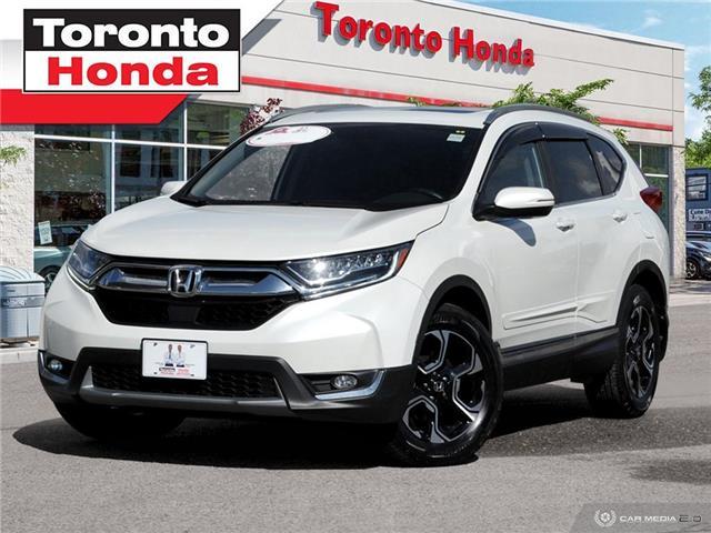 2017 Honda CR-V TOURING (Stk: H40810T) in Toronto - Image 1 of 27