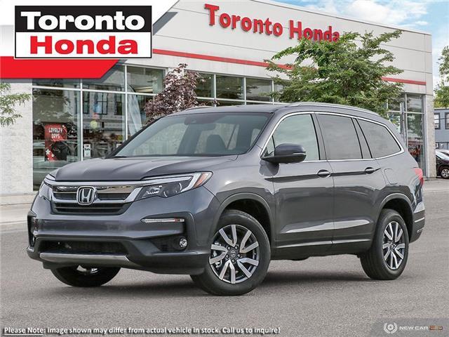 2021 Honda Pilot EX-L Navi (Stk: 2100025) in Toronto - Image 1 of 23