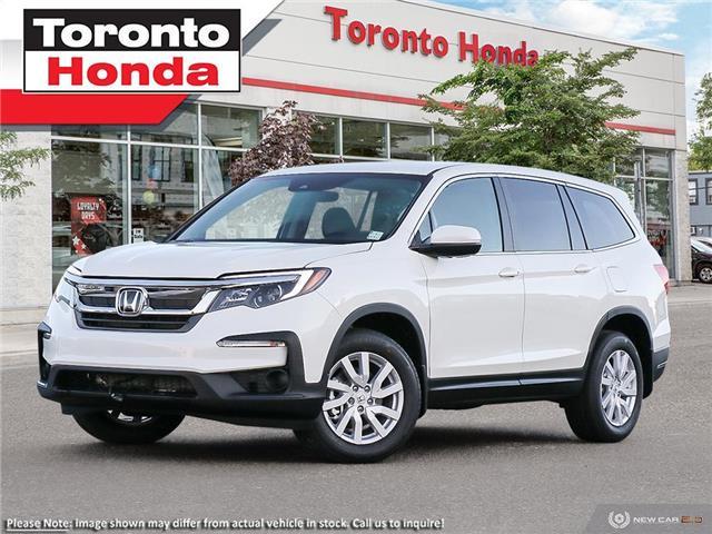 2021 Honda Pilot LX (Stk: 2100022) in Toronto - Image 1 of 23