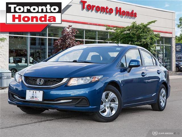 2013 Honda Civic  (Stk: H40861A) in Toronto - Image 1 of 26