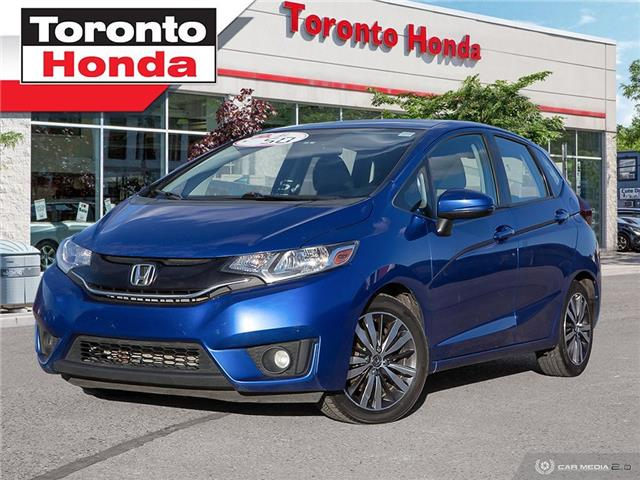 2015 Honda Fit EX (Stk: H40863A) in Toronto - Image 1 of 27