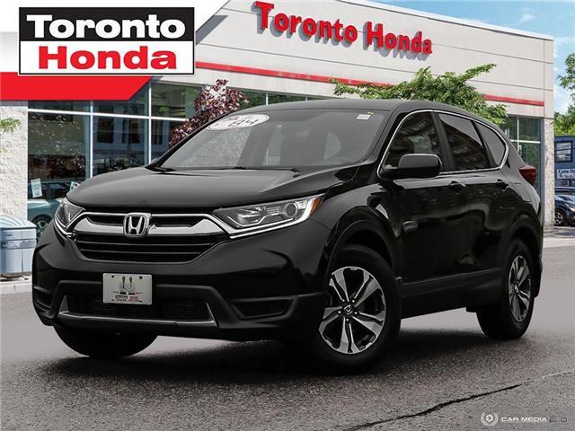 2018 Honda CR-V LX Low Interest Rate!!! (Stk: H40813T) in Toronto - Image 1 of 27