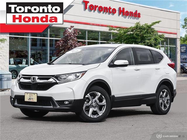 2017 Honda CR-V  (Stk: H40892P) in Toronto - Image 1 of 27