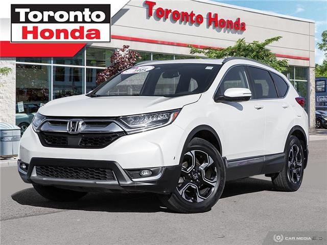 2017 Honda CR-V  (Stk: H40913A) in Toronto - Image 1 of 27