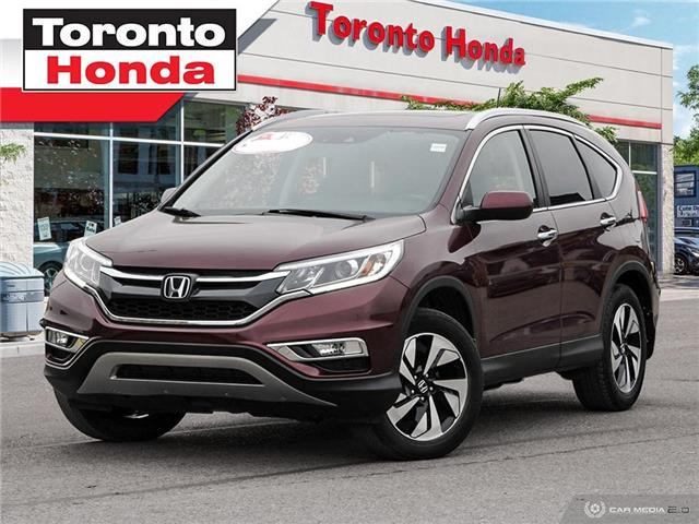 2016 Honda CR-V Touring (Stk: H40705A) in Toronto - Image 1 of 28