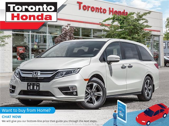 2020 Honda Odyssey EX-L Navi (Stk: 2001360) in Toronto - Image 1 of 23