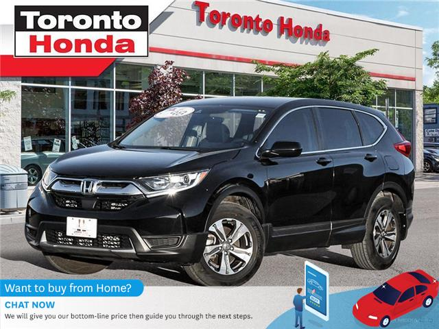 2019 Honda CR-V LX (Stk: H40958P) in Toronto - Image 1 of 28