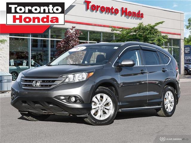 2014 Honda CR-V EX AWD (Stk: H40960A) in Toronto - Image 1 of 27