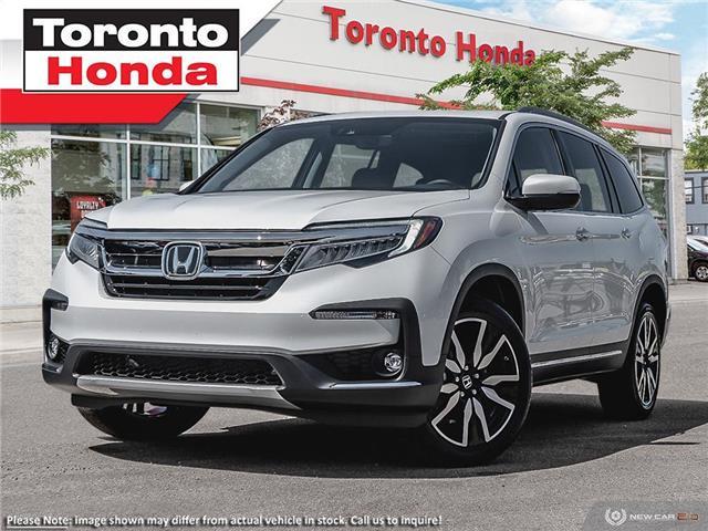 2021 Honda Pilot Touring 7P (Stk: 2100055) in Toronto - Image 1 of 23
