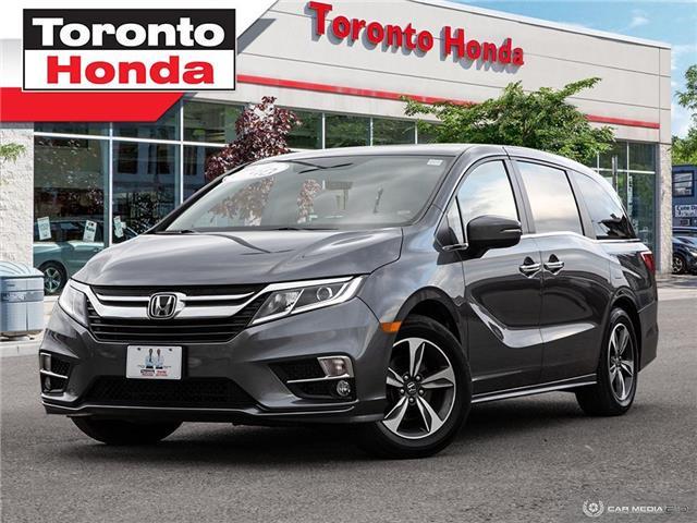 2018 Honda Odyssey EX-L DVD (Stk: H40986A) in Toronto - Image 1 of 27