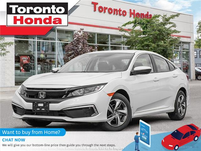2021 Honda Civic LX (Stk: 2100058) in Toronto - Image 1 of 23
