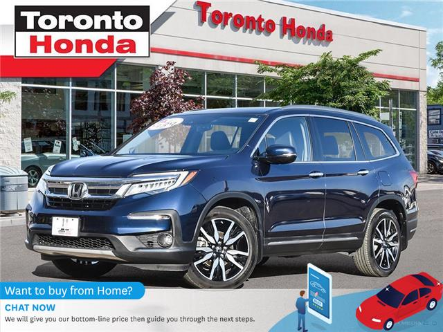 2019 Honda Pilot Touring $500 Pre-Paid VISA-Black Friday Special (Stk: H41031T) in Toronto - Image 1 of 27