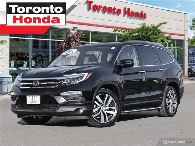 2018 Honda Pilot Touring $500 Pre-Paid VISA-Black Friday Special (Stk: H40995T) in Toronto - Image 1 of 27