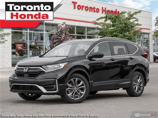 2021 Honda CR-V Sport (Stk: 2100059) in Toronto - Image 1 of 23