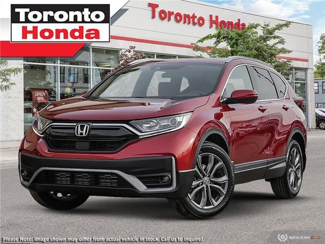 2021 Honda CR-V Sport (Stk: 2100077) in Toronto - Image 1 of 23
